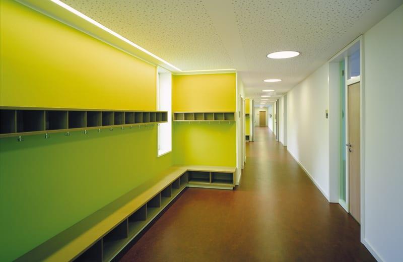 Garderobe Obergeschoss