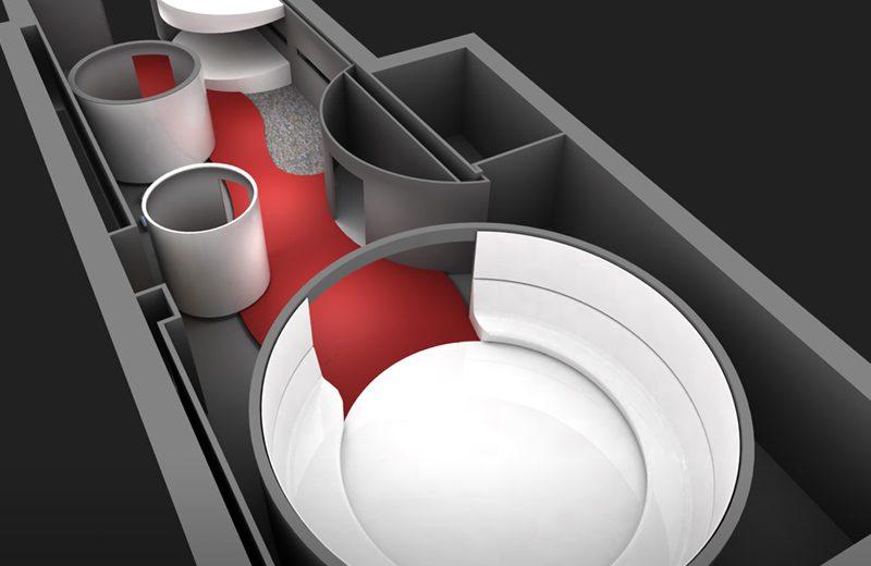 3D-Rendering  Konzeptstudie