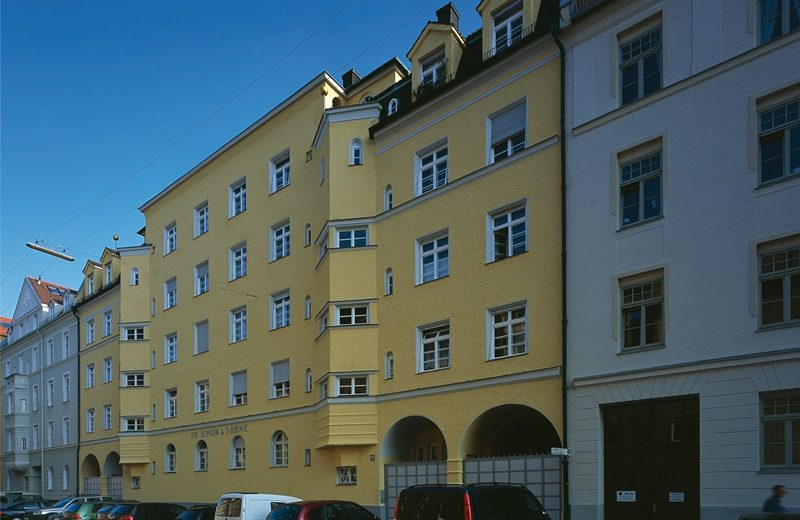 Fassade Nord