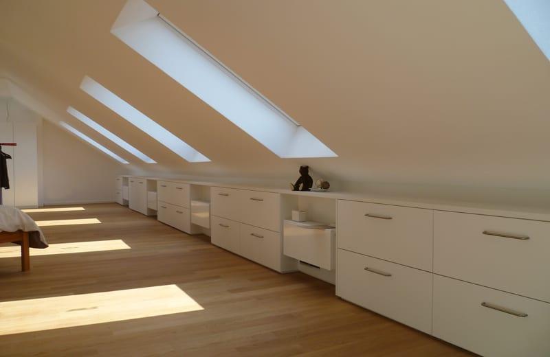 Dachgeschoss Wohnung 2
