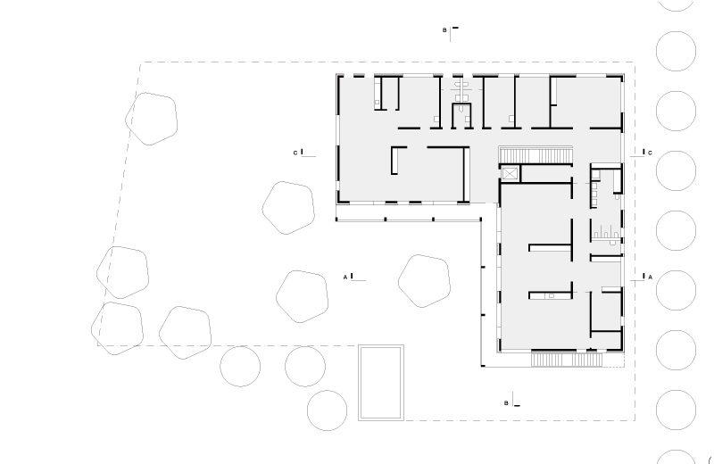 bessing brokmeier neubau kita. Black Bedroom Furniture Sets. Home Design Ideas